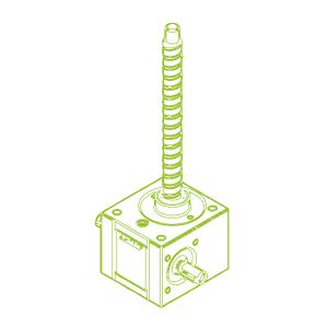 5 kN-16×10-R-Husillo de bolas
