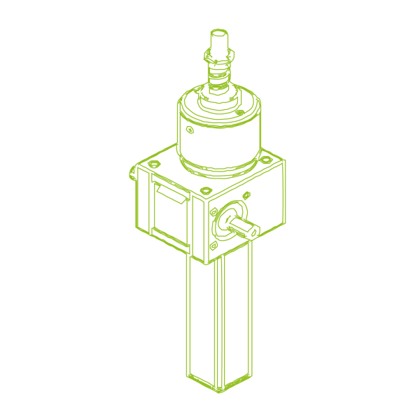 S-Ball screw 5 kN | 16x10