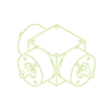Bevel Gearboxes   KSZ-H-10-T   Drive ratio 2:1