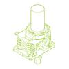 S-Rosca trapezoidal 250kN | 80x16