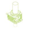 S-Rosca trapezoidal 500kN | 120x16