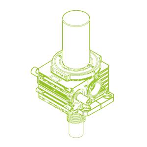 750kN-140×20-S-Rosca trapezoidal