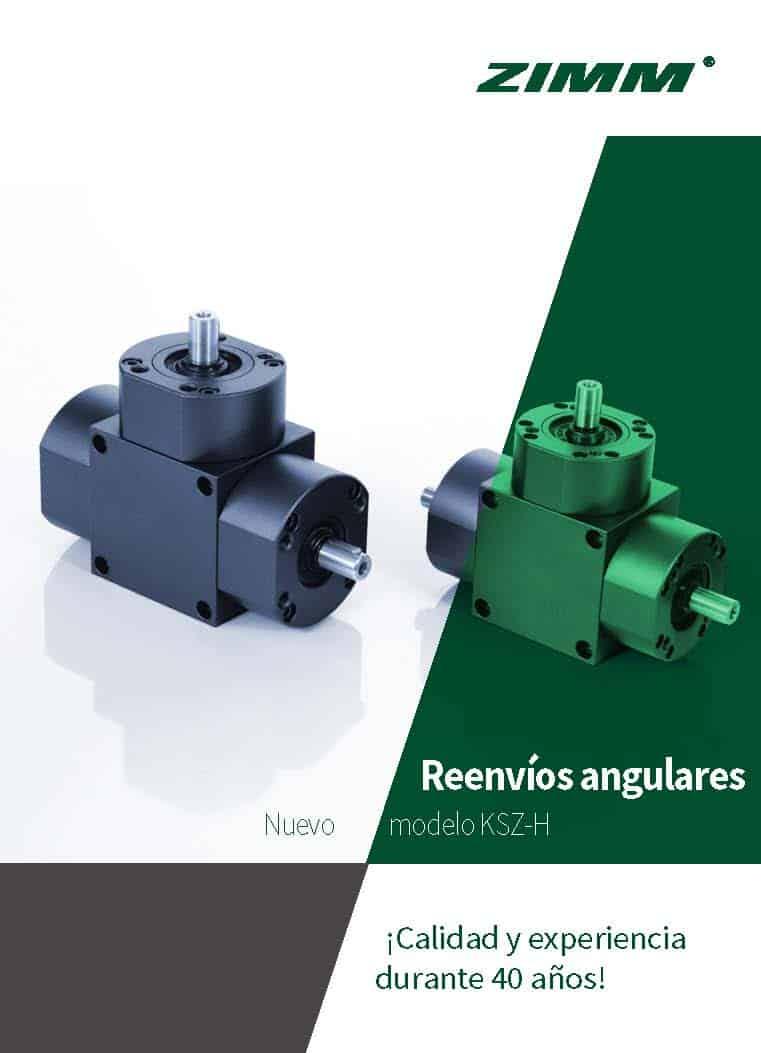 Reenvíos angulares | KSZ-H | Folletin español